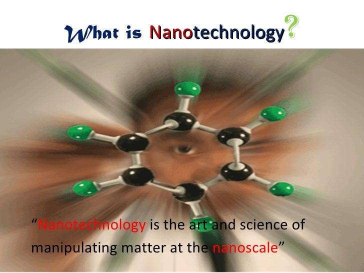 How Small Is Nanoscale             Nano