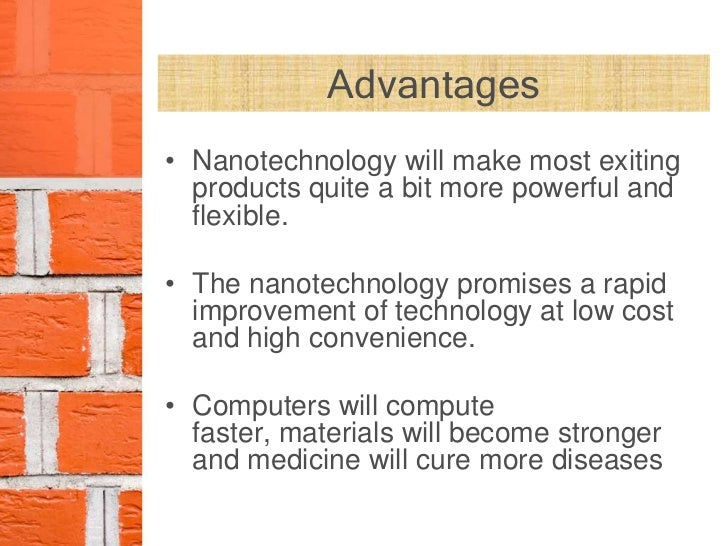 An introduction to nanotechnology and its benefits