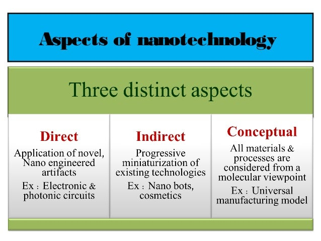 nanotechnologys impact on the field of catalysis Positive and negative effects of nanotechnology on the  electronic fields   furthermore, nanoparticles can be beneficial in catalytic and.