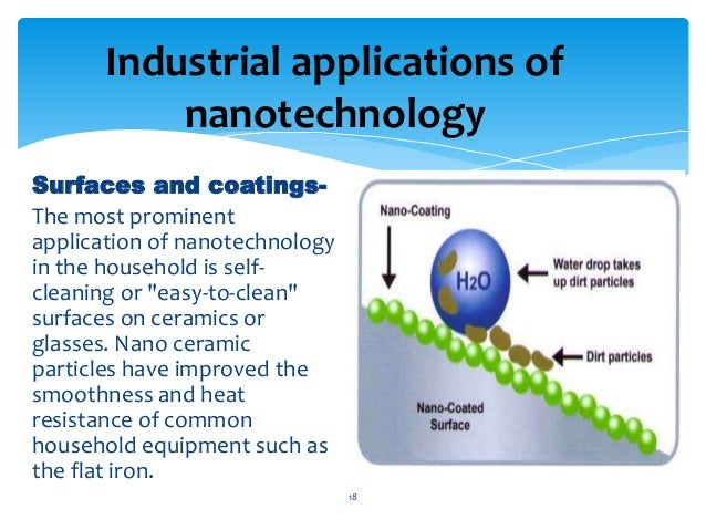 Nanotechnology and it's application