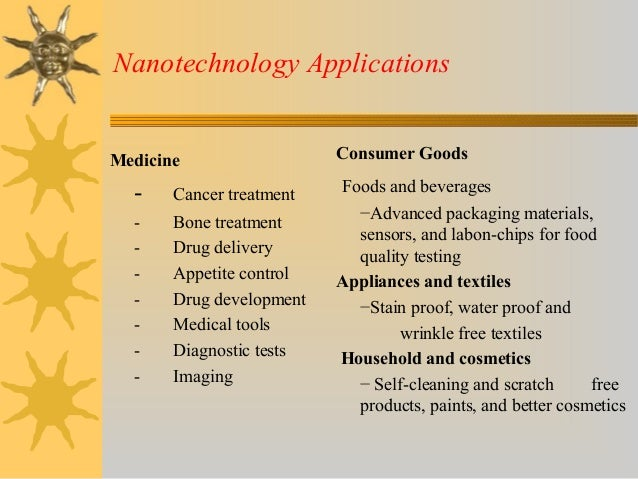 Nano technology and its releavance to aushadha nirman 08072013