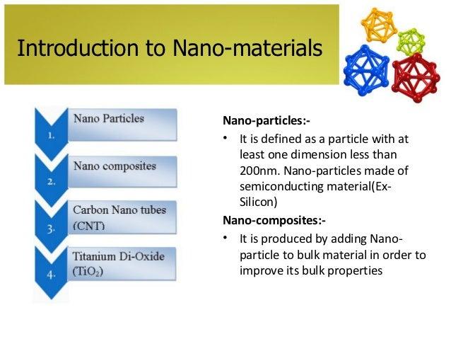 Nano Materials