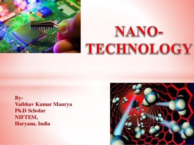 By- Vaibhav Kumar Maurya Ph.D Scholar NIFTEM, Haryana, India
