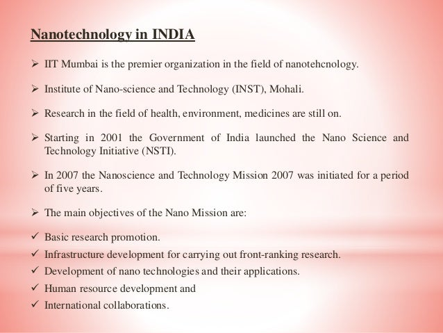 application of nanotechnology in food industry research papers The application of nanotechnology in the food industry,  com/papers/application-nanohtm nanotechnology in  general for research and.