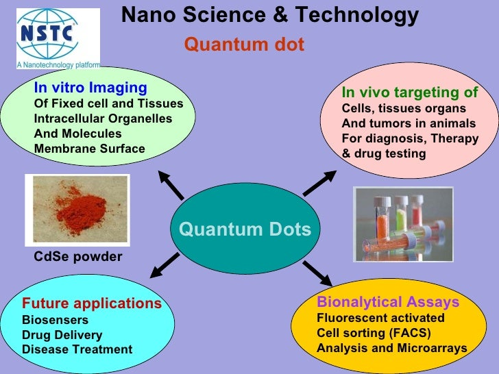 Nanotechnology Presentation For Electronic Industry