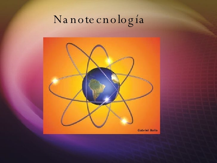 Nanotecnolog í a
