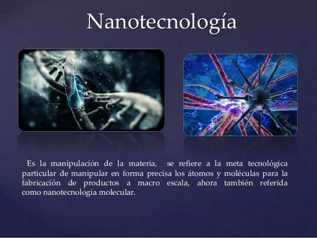 Nanotecnologia Slide 3