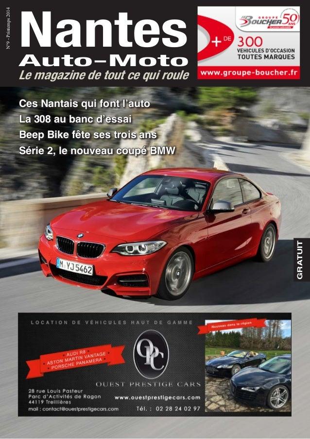 Nantes Auto-Moto numero 9 - Mars-Avril 2014