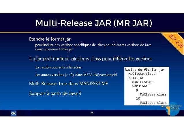 Nantes Jug 2018 Java Le Changement C Est Maintenant