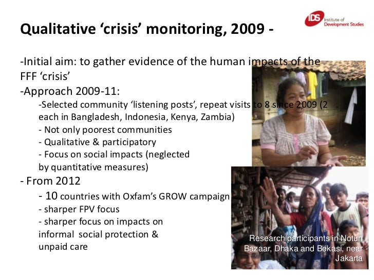 Naomi Hossain: What FPV means, why it matters and for whom Slide 2