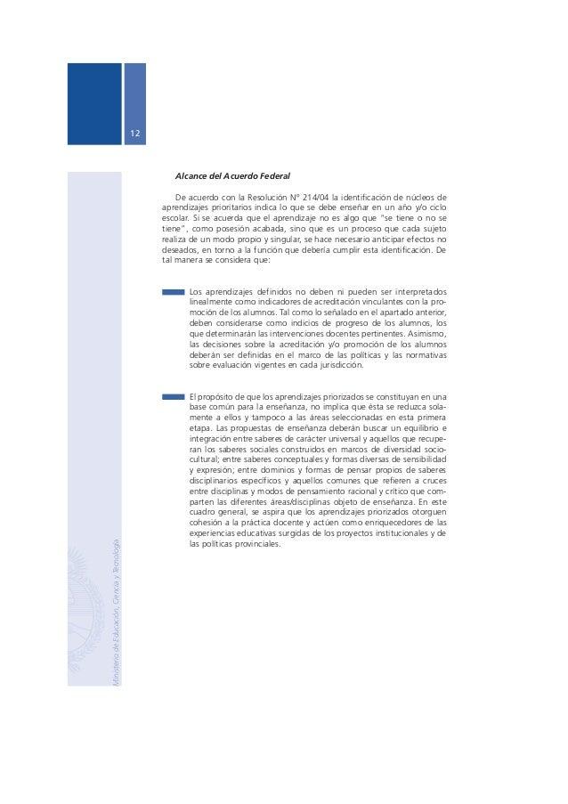 m  l  CIENCIAS  SOCIALES  s  Núcleos de Aprendizajes Prioritarios Primer Ciclo EGB / Nivel Primario  13  NÚCLEOS DE  APREN...