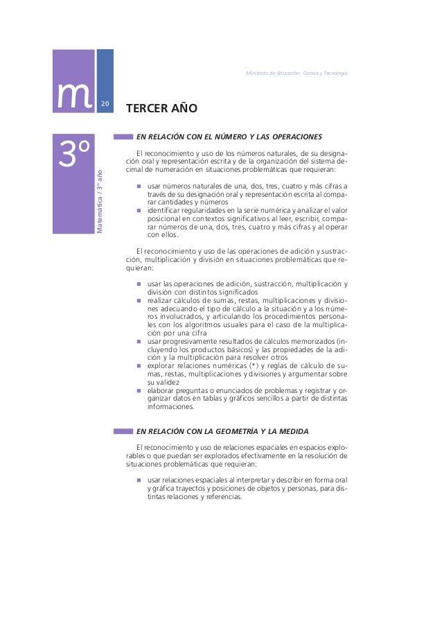 Núcleos de Aprendizajes Prioritarios Primer Ciclo EGB / Nivel Primario  21  El reconocimiento de figuras y cuerpos geométr...