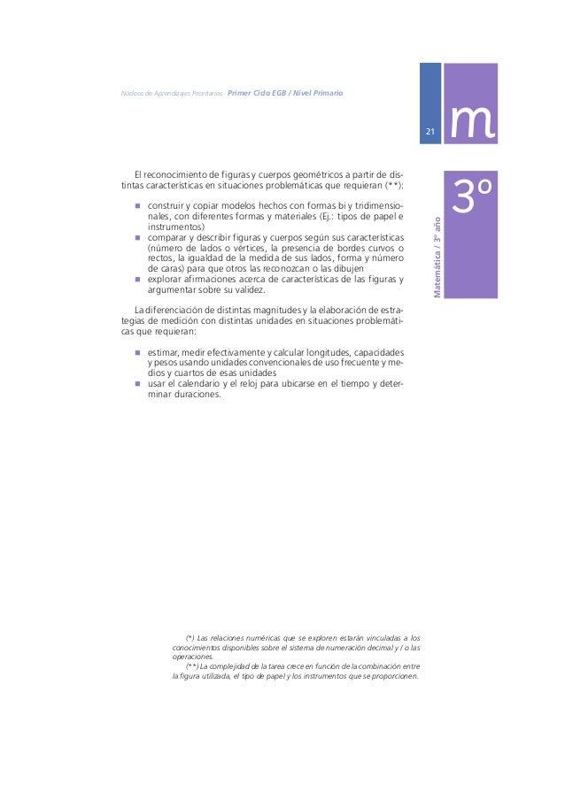 Núcleos de Aprendizajes Prioritarios Primer Ciclo EGB / Nivel Primario  23 LENGUA  La escuela ofrecerá situaciones de ense...