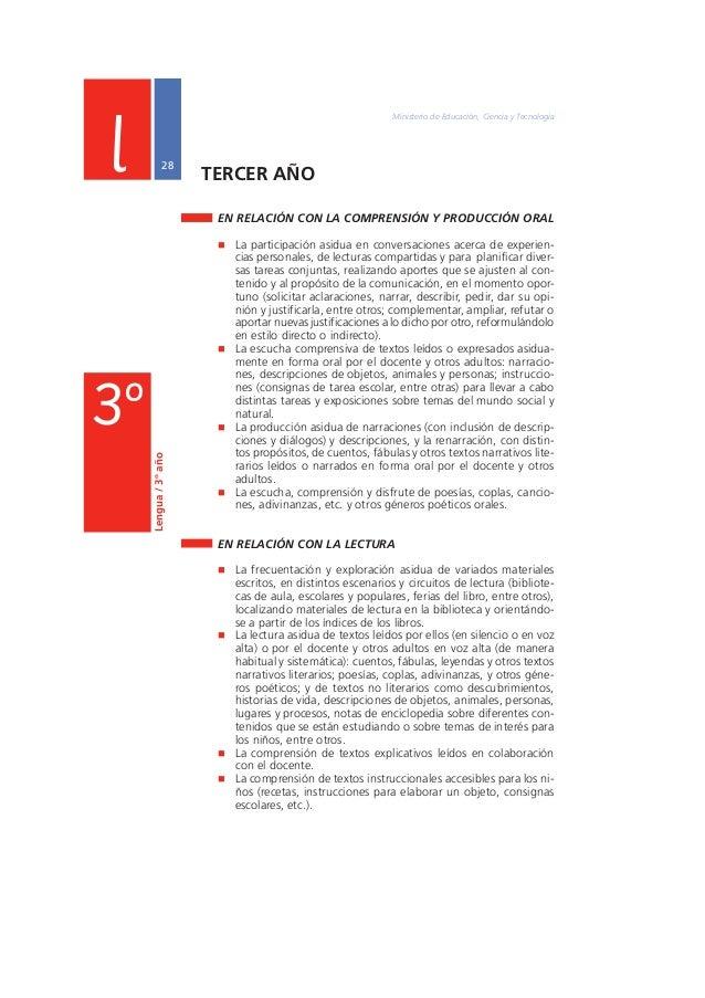 """Núcleos de Aprendizajes Prioritarios Primer Ciclo EGB / Nivel Primario  29  EN RELACIÓN CON LA ESCRITURA  """" La escritura a..."""