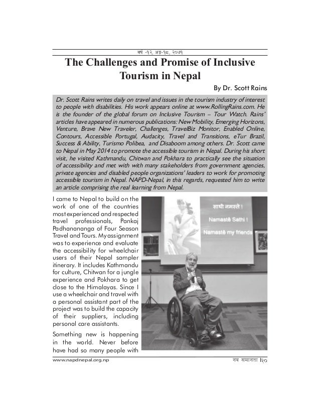 articles about disabilities