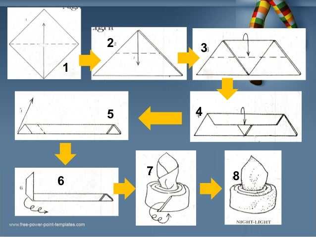 napkin fan fold instructions