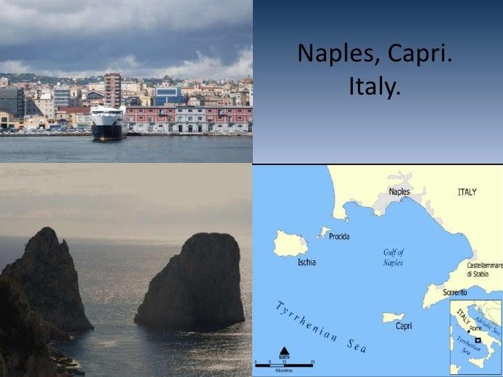 Naples, Capri.Italy.