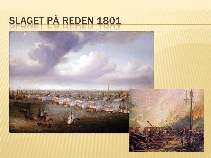 Slaget på reden 1801<br />