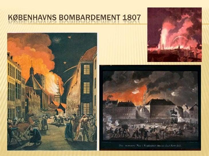 Københavns bombardement 1807<br />