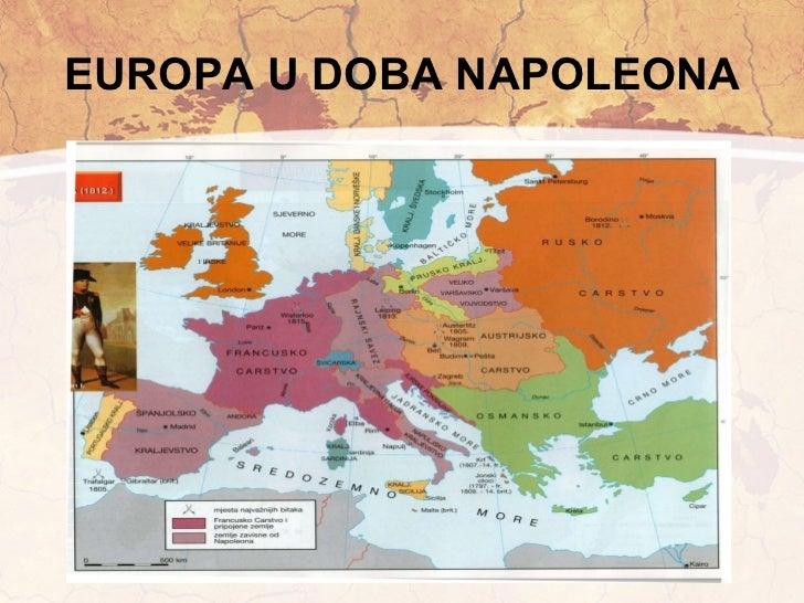 EUROPA U DOBA NAPOLEONA