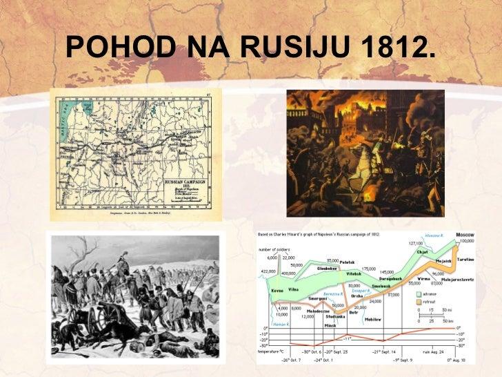 POHOD NA RUSIJU 1812.
