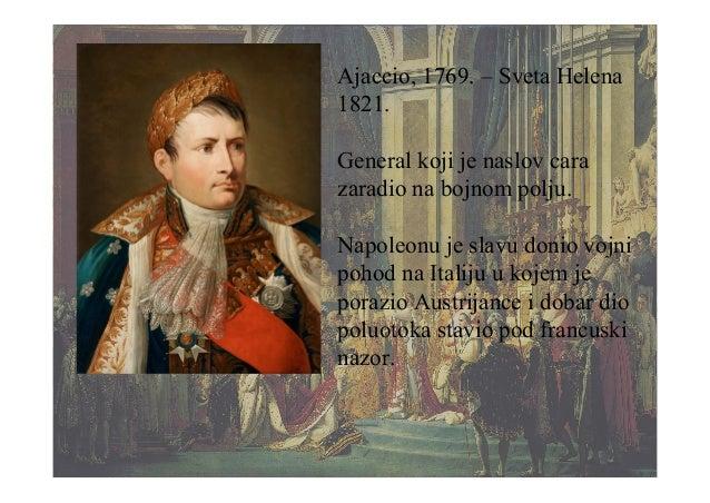 Napoleon Bonaparte Slide 2