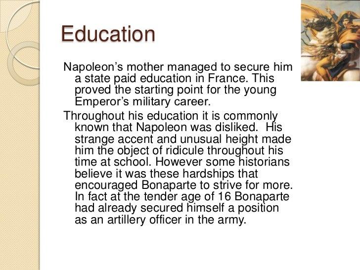 Napoleon Bonaparte Powerpoint Slide 3