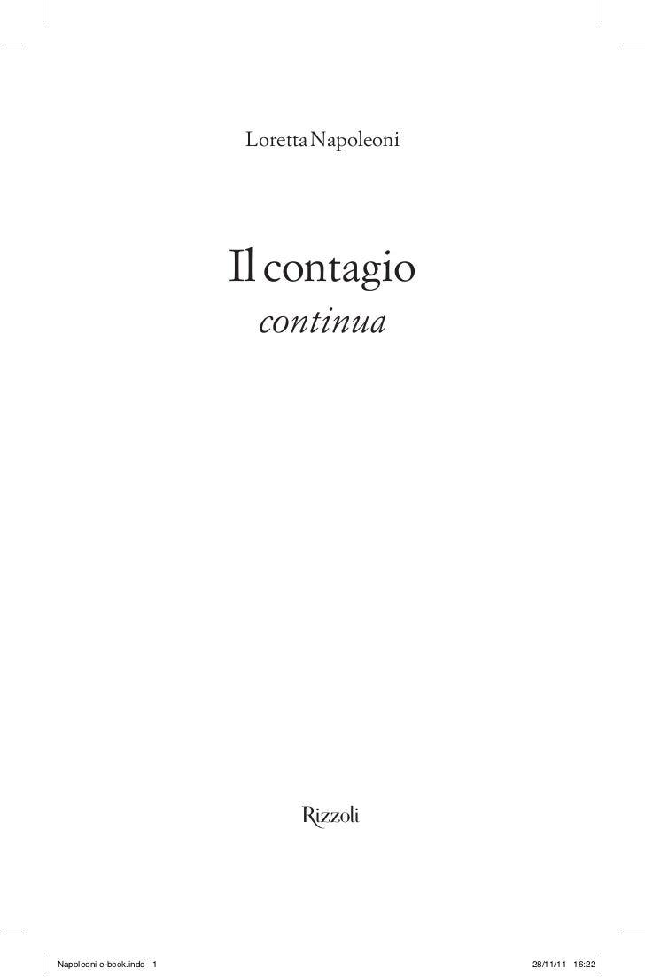 Loretta Napoleoni                          Il contagio                           continua                                R...