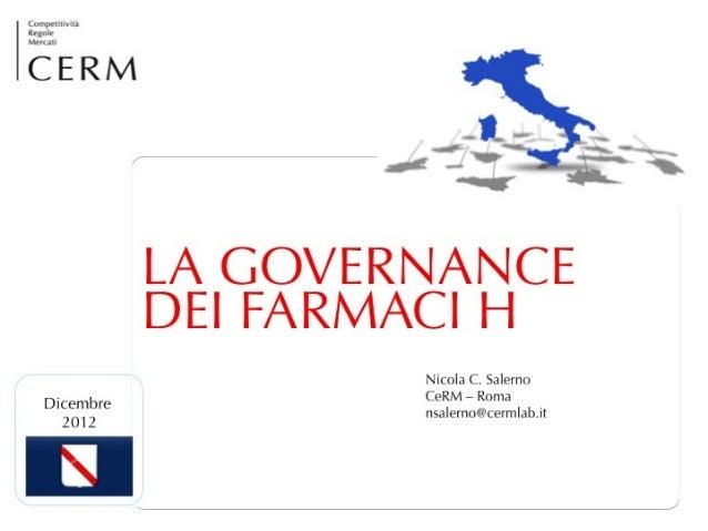 Presentazione NC Salerno (Napoli, 3 Dicembre 2012)