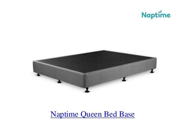 Naptime King Size Bed Base
