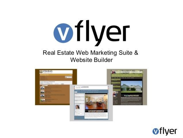 Real Estate Web Marketing Suite & Website Builder