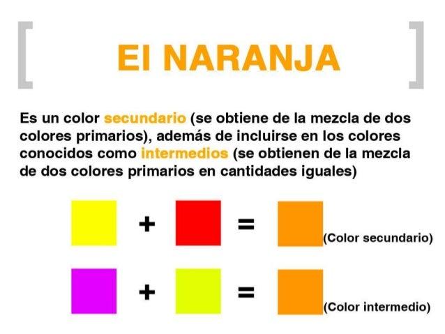 Psicolog a del color naranja - Como conseguir color naranja ...