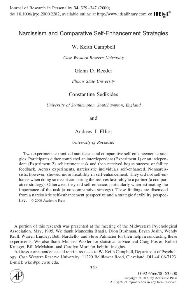 Journal of Research in Personality 34, 329–347 (2000)doi:10.1006/jrpe.2000.2282, available online at http://www.idealibrar...