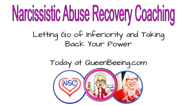 Letting Go of Inferiority and Taking Back Your Power Today at QueenBeeing.com