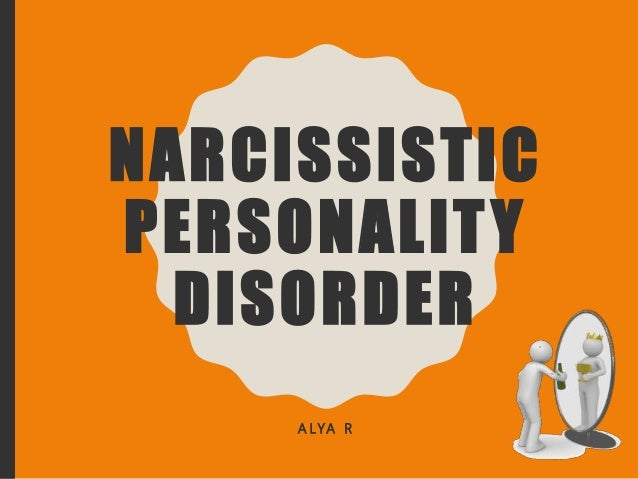 narcissistic personality disorder treatment cbt