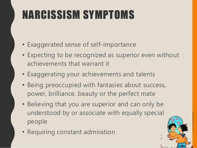 Narcissism and envy