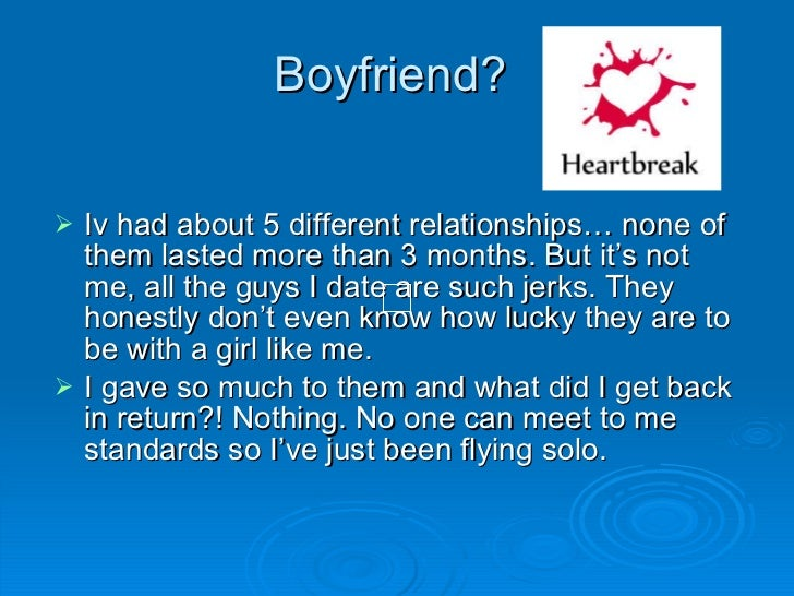 Getting over a narcissist boyfriend