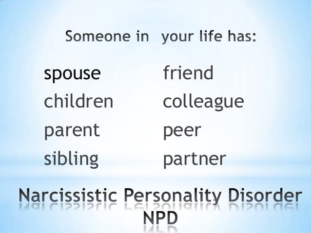 Narcissistic Victim Syndrome - the Fallout of Narcissistic