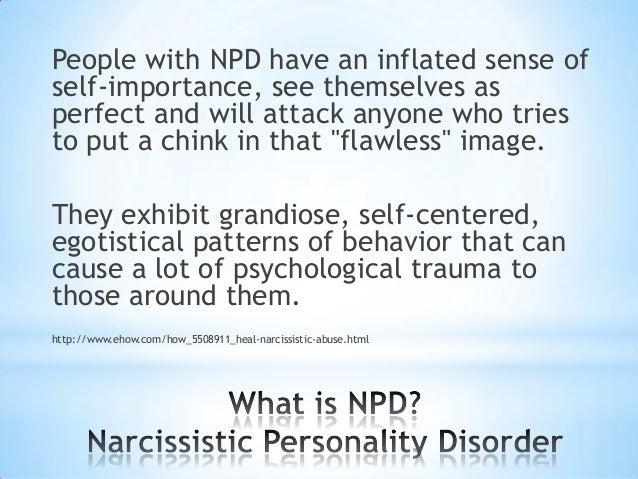 Attention narcissist