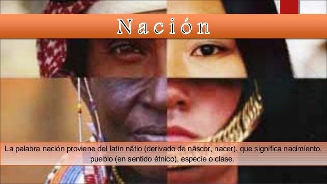 Es la recepción por un pueblo o grupo social de formas de cultura procedentes de otro, que sustituyen de un modo más o men...