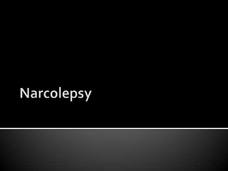Narcolepsy<br />