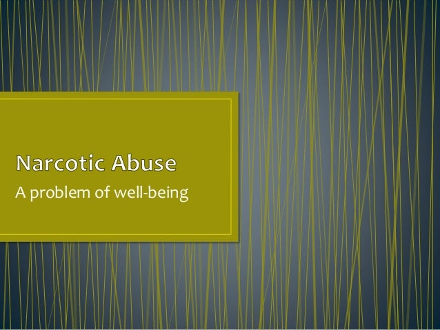 A problem of well-being