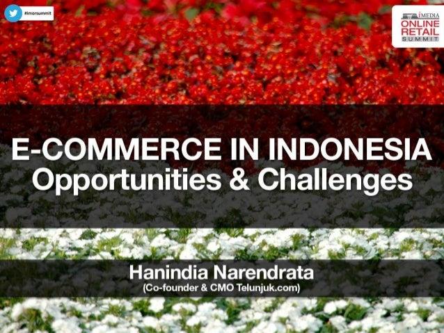 Indonesia E-Commerce