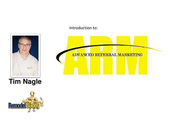Introduction to: <br />Tim Nagle<br />