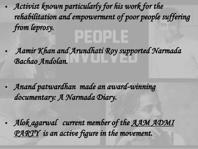 Narmada Bachao Andolan Case study Essay
