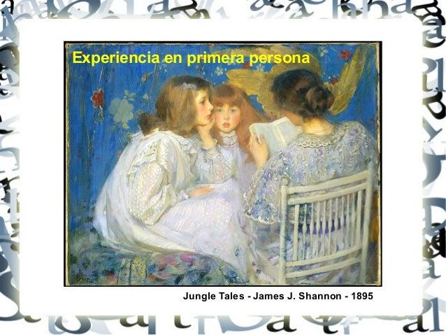 Jungle Tales - James J. Shannon - 1895 Experiencia en primera persona
