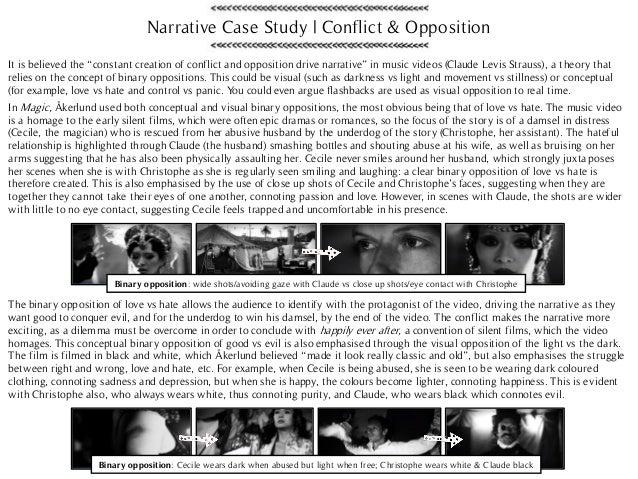 Narrative case study