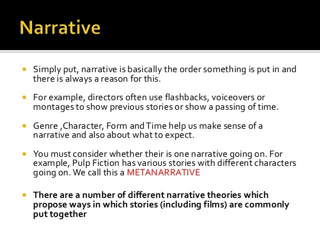 narrative hook meaning