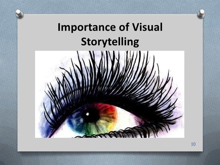Importance of Visual    Storytelling                       10