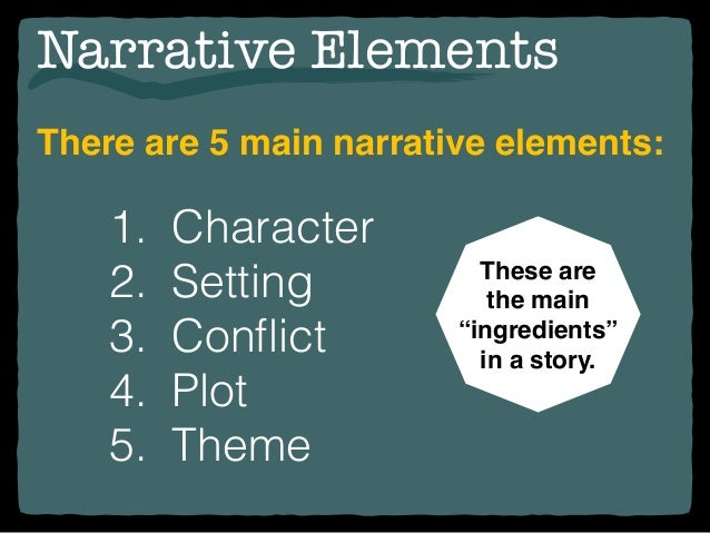 themes and narrative elements